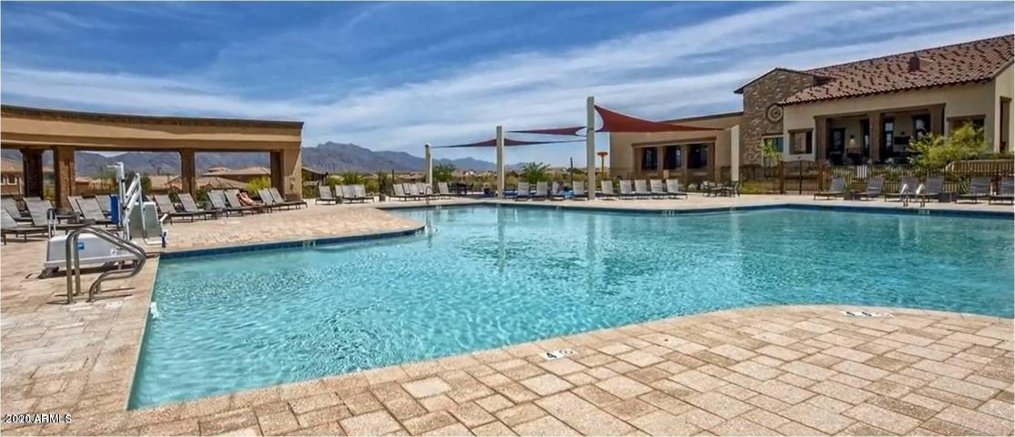 MLS 6137424 12624 S 179TH Drive, Goodyear, AZ 85338 Goodyear AZ Private Pool