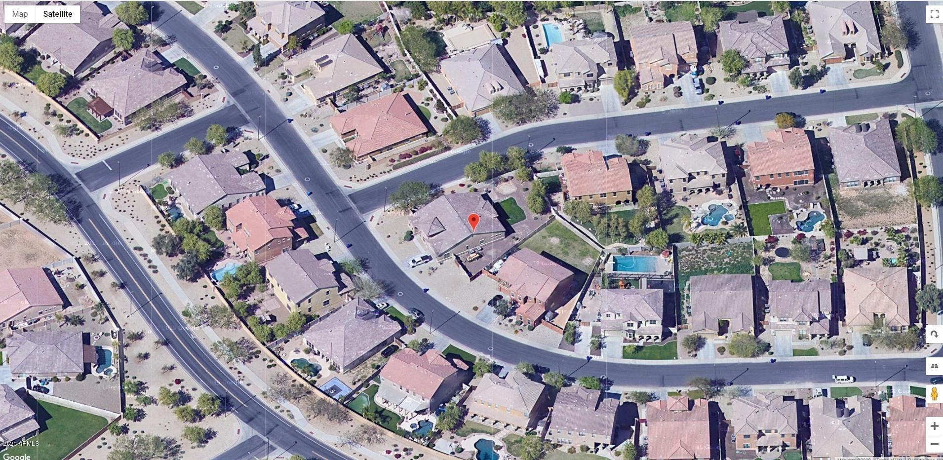 MLS 6138490 3088 E FANDANGO Drive, Gilbert, AZ 85298 Gilbert AZ Golf