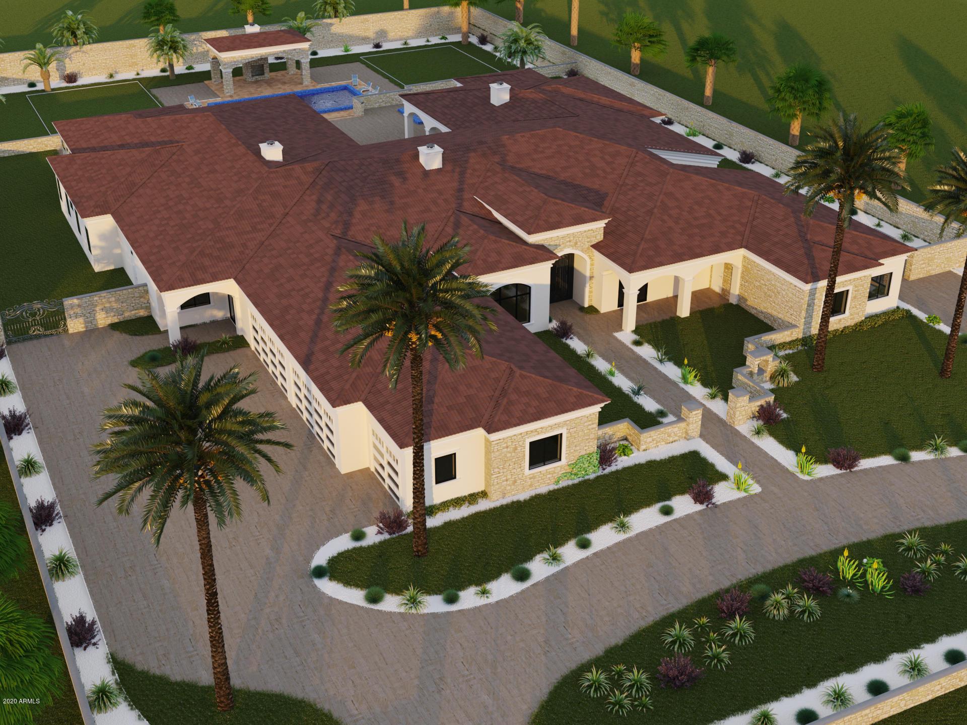 MLS 6141232 5113 N Wilkinson Road, Paradise Valley, AZ 85253 Paradise Valley AZ Newly Built
