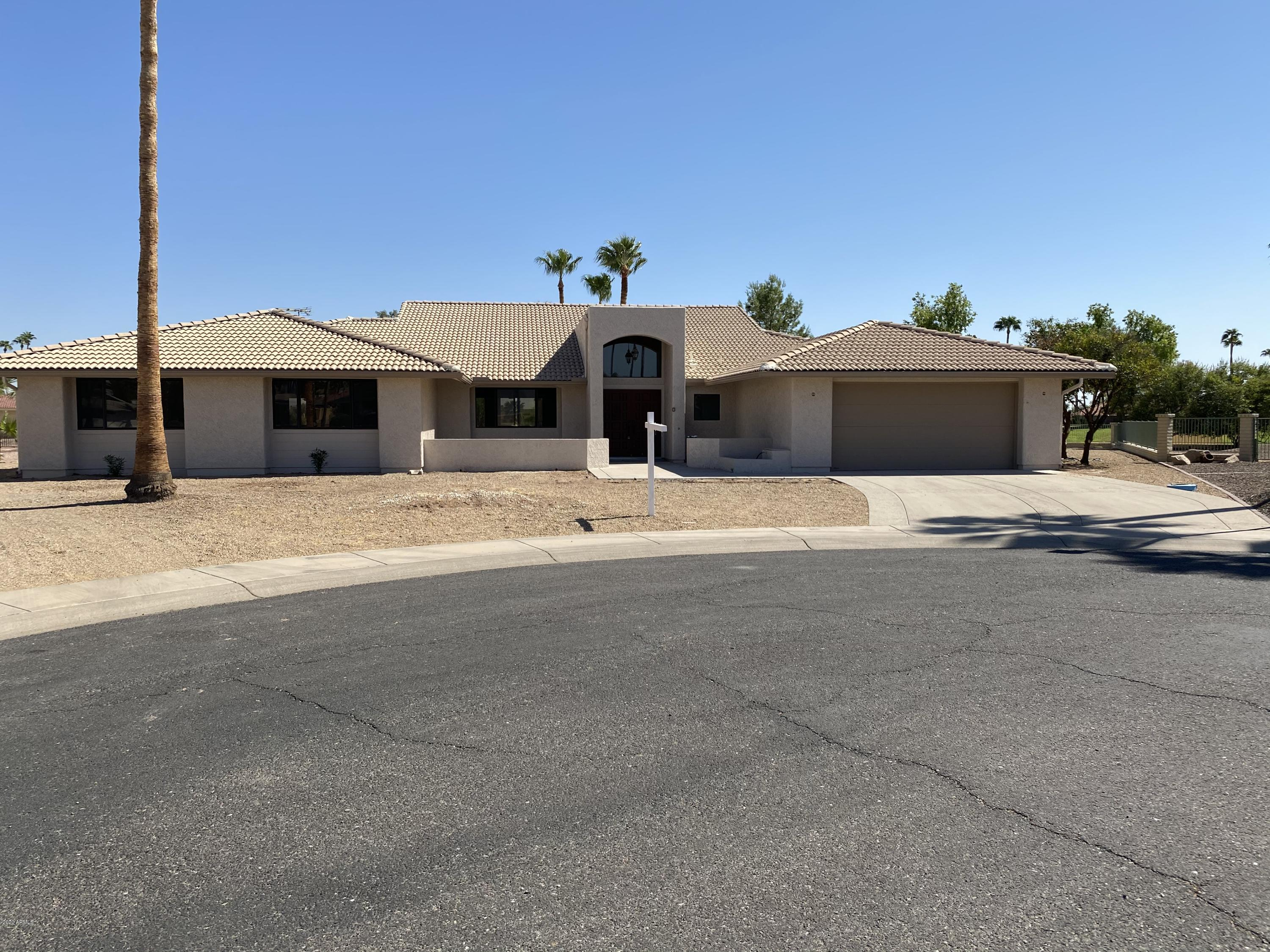 MLS 6141571 13307 W STARDUST Boulevard, Sun City West, AZ 85375 Sun City West AZ Cul-De-Sac