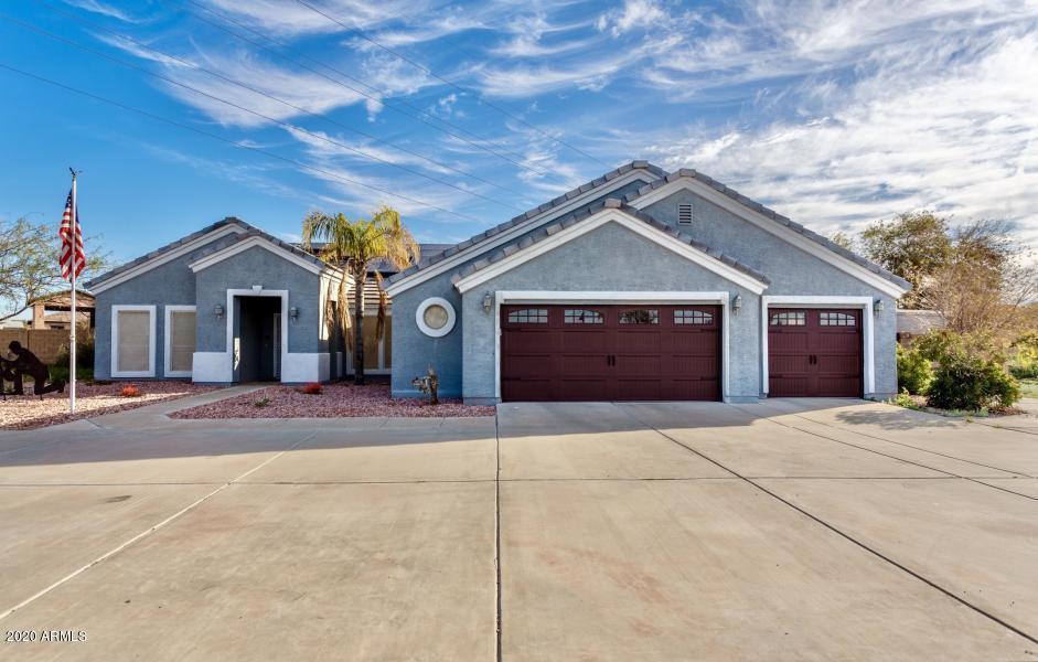 MLS 6144428 23040 W HAMMOND Lane, Buckeye, AZ 85326 Buckeye AZ RV Park