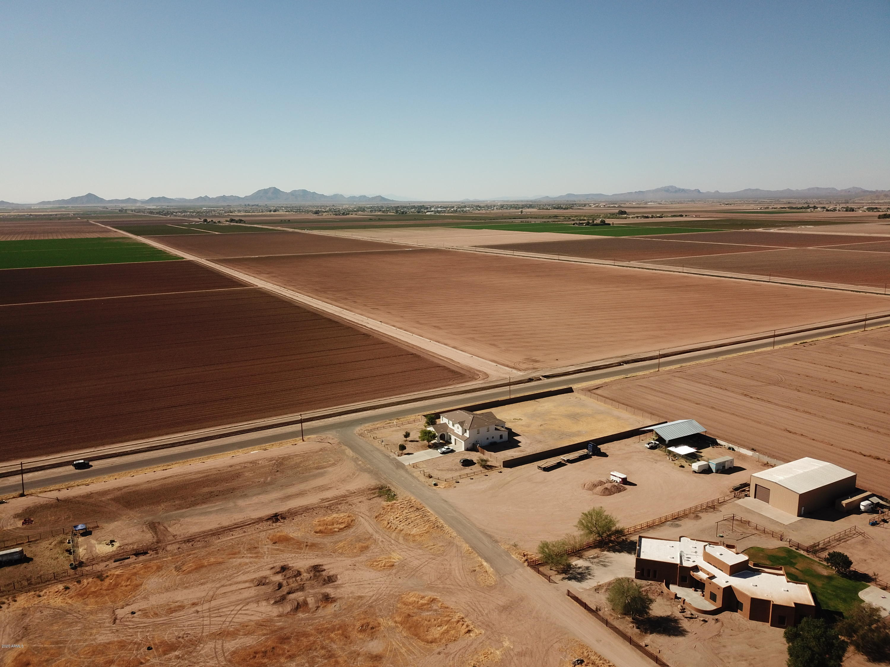 MLS 6134616 8826 E STONE Road, Coolidge, AZ 85128 Coolidge AZ Homes 10,000 Plus SqFt Lot