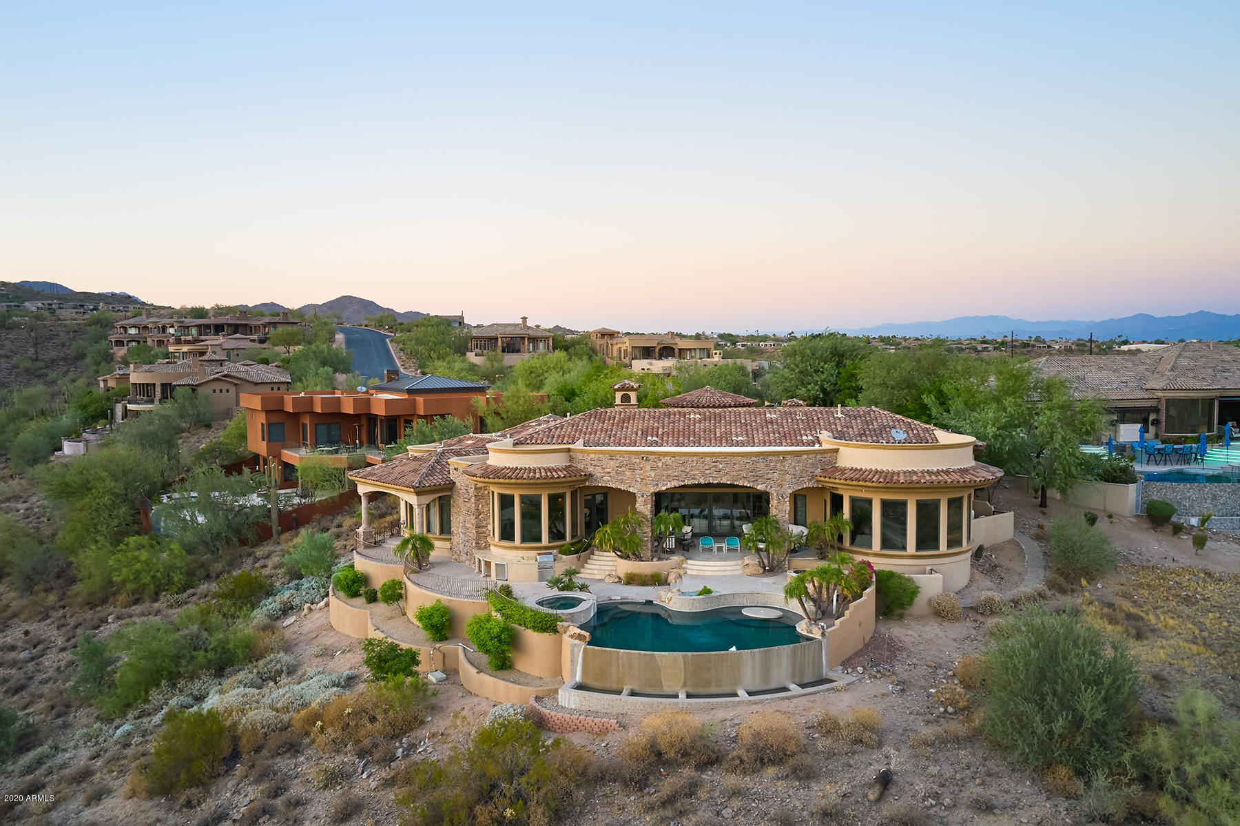 MLS 6144753 10056 N Palisades Boulevard, Fountain Hills, AZ 85268 Fountain Hills AZ Golf