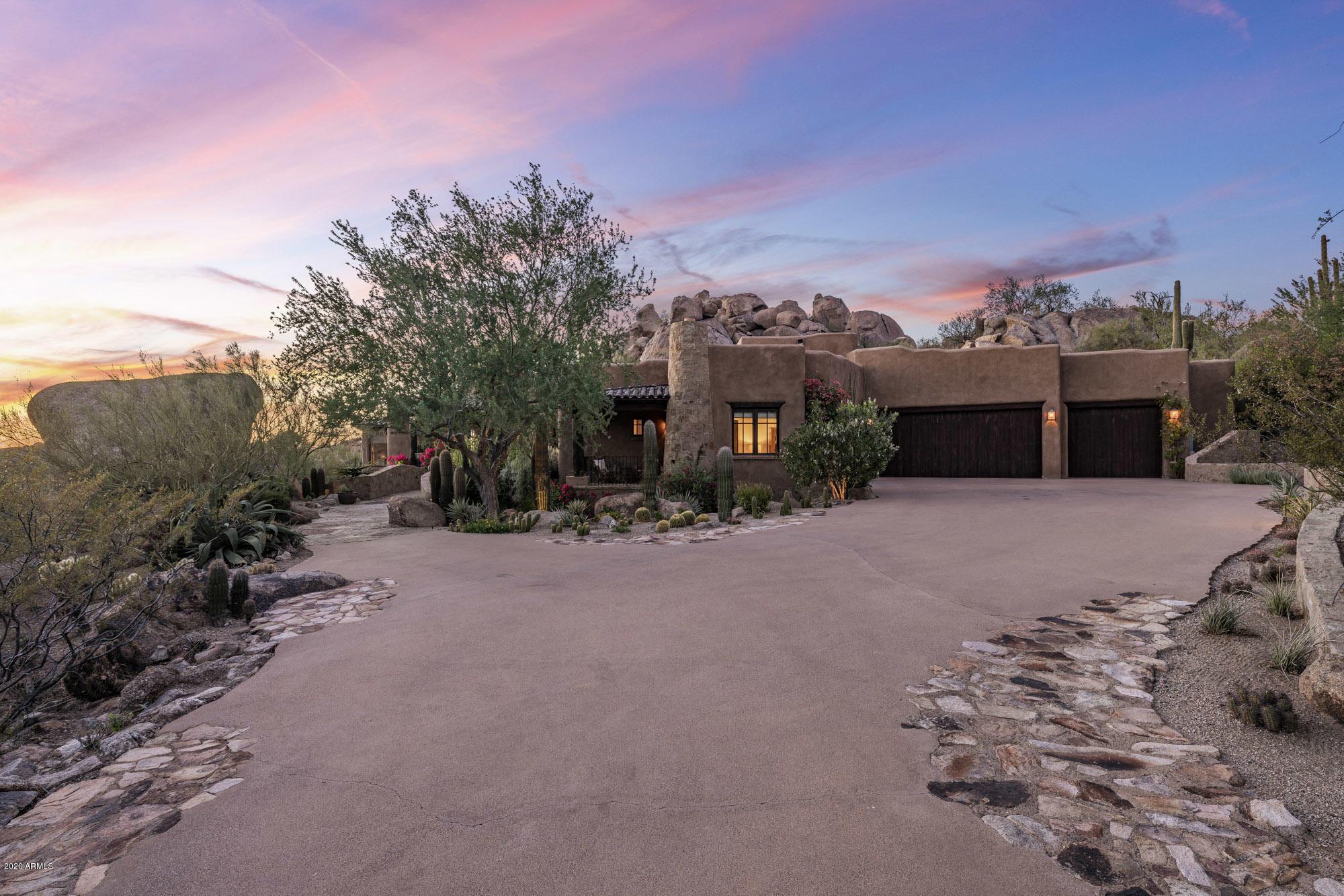 MLS 6146814 10974 E TUSAYAN Trail, Scottsdale, AZ 85255 Scottsdale AZ Troon Village