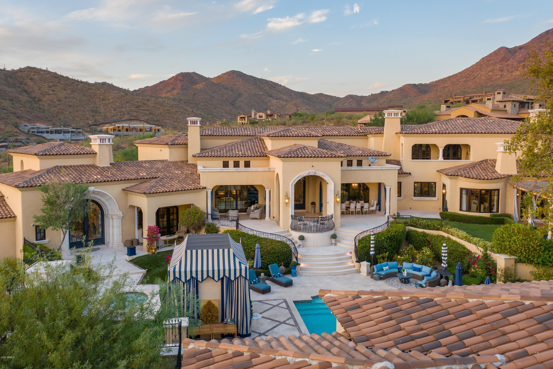 MLS 6146898 10947 E WINGSPAN Way, Scottsdale, AZ 85255 Scottsdale AZ Tennis Court
