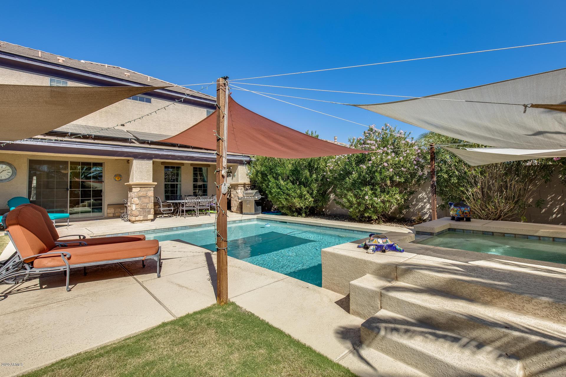 MLS 6147198 2899 E FANDANGO Drive, Gilbert, AZ 85298 Gilbert AZ Golf