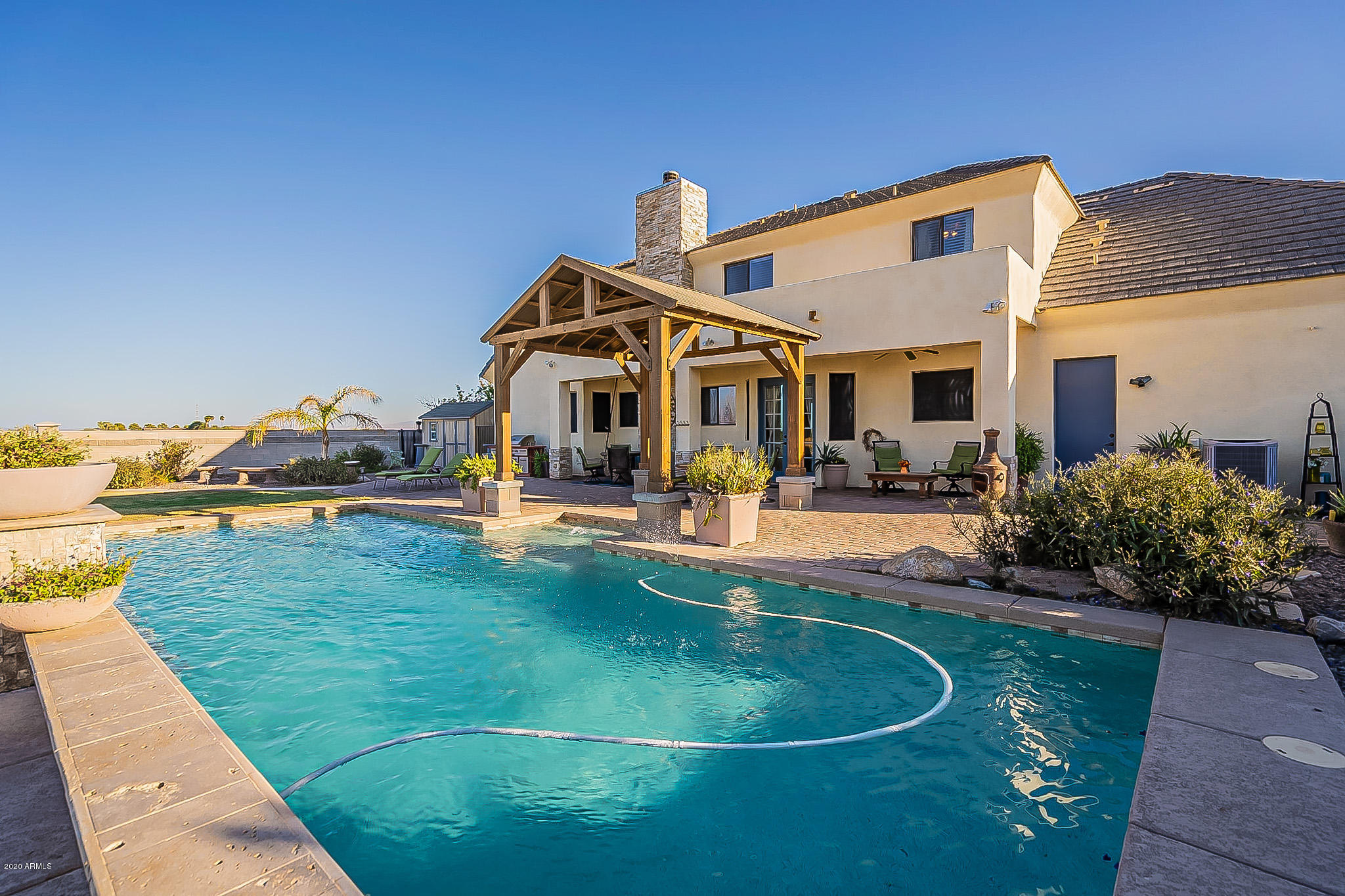 MLS 6147917 3770 E Graythorn Way, Coolidge, AZ 85128 Coolidge AZ Pool