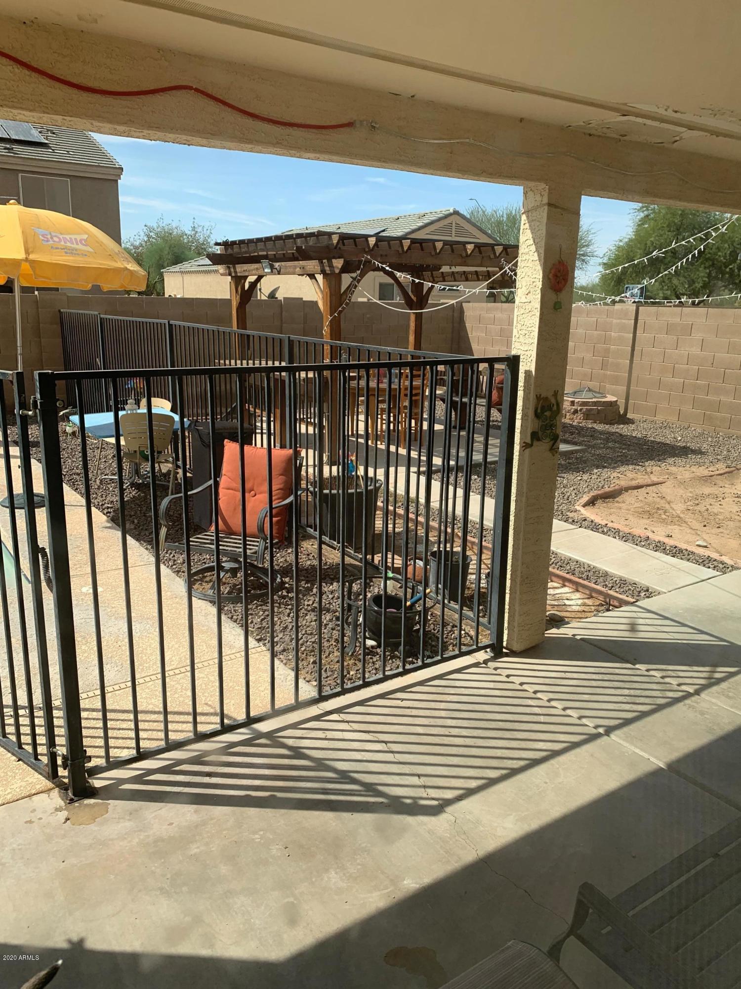 MLS 6148074 1837 E ANGELICA Street, Casa Grande, AZ 85122 Casa Grande AZ Pool
