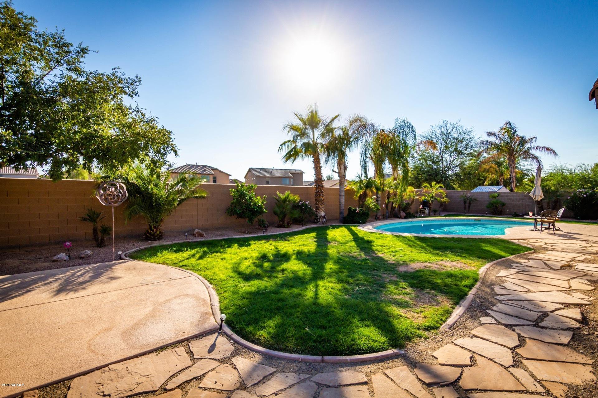 MLS 6146678 631 W CORRIENTE Court, San Tan Valley, AZ 85143 San Tan Valley AZ Private Pool