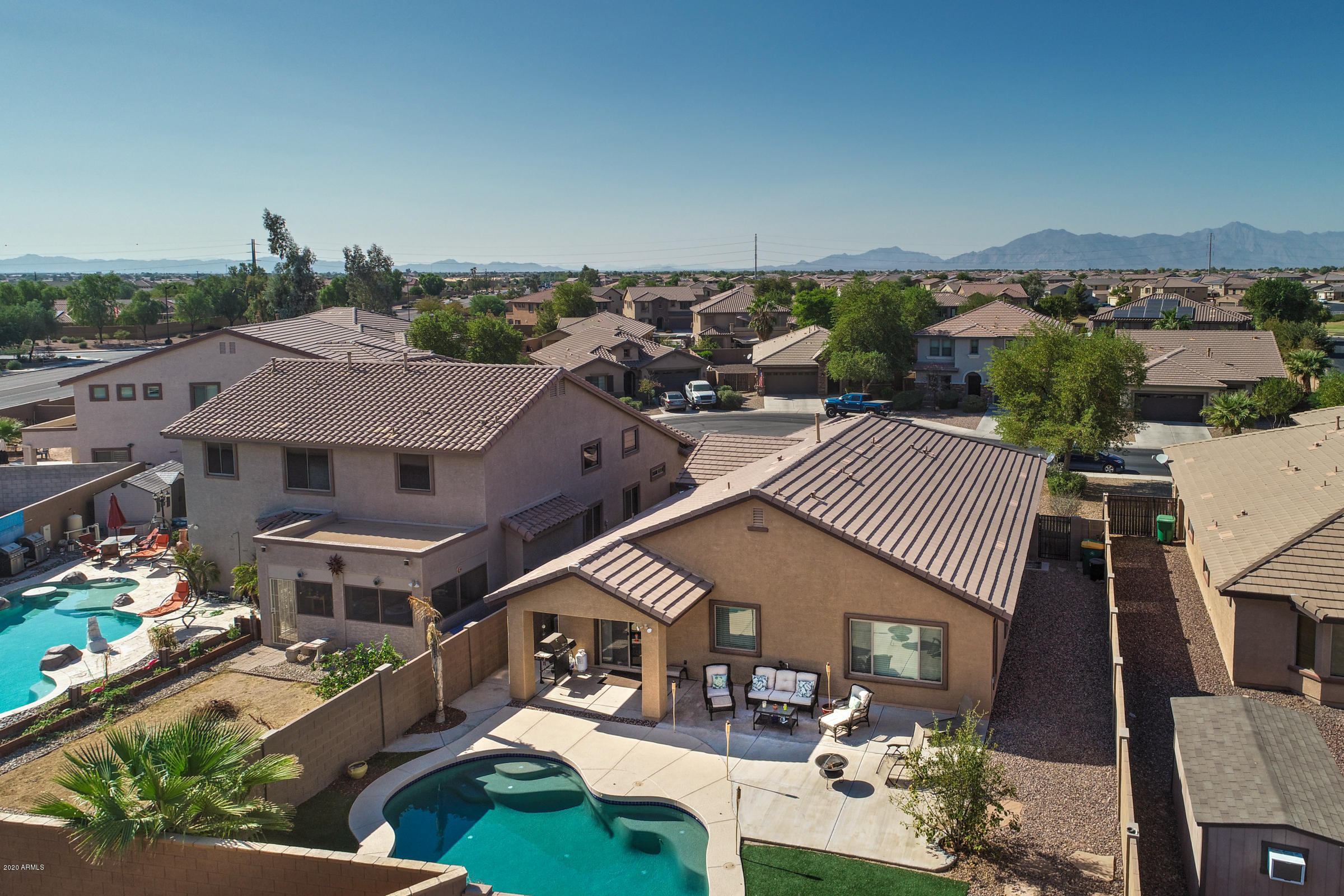 MLS 6150000 21347 N KLOCK Court, Maricopa, AZ 85138 Maricopa AZ Golf