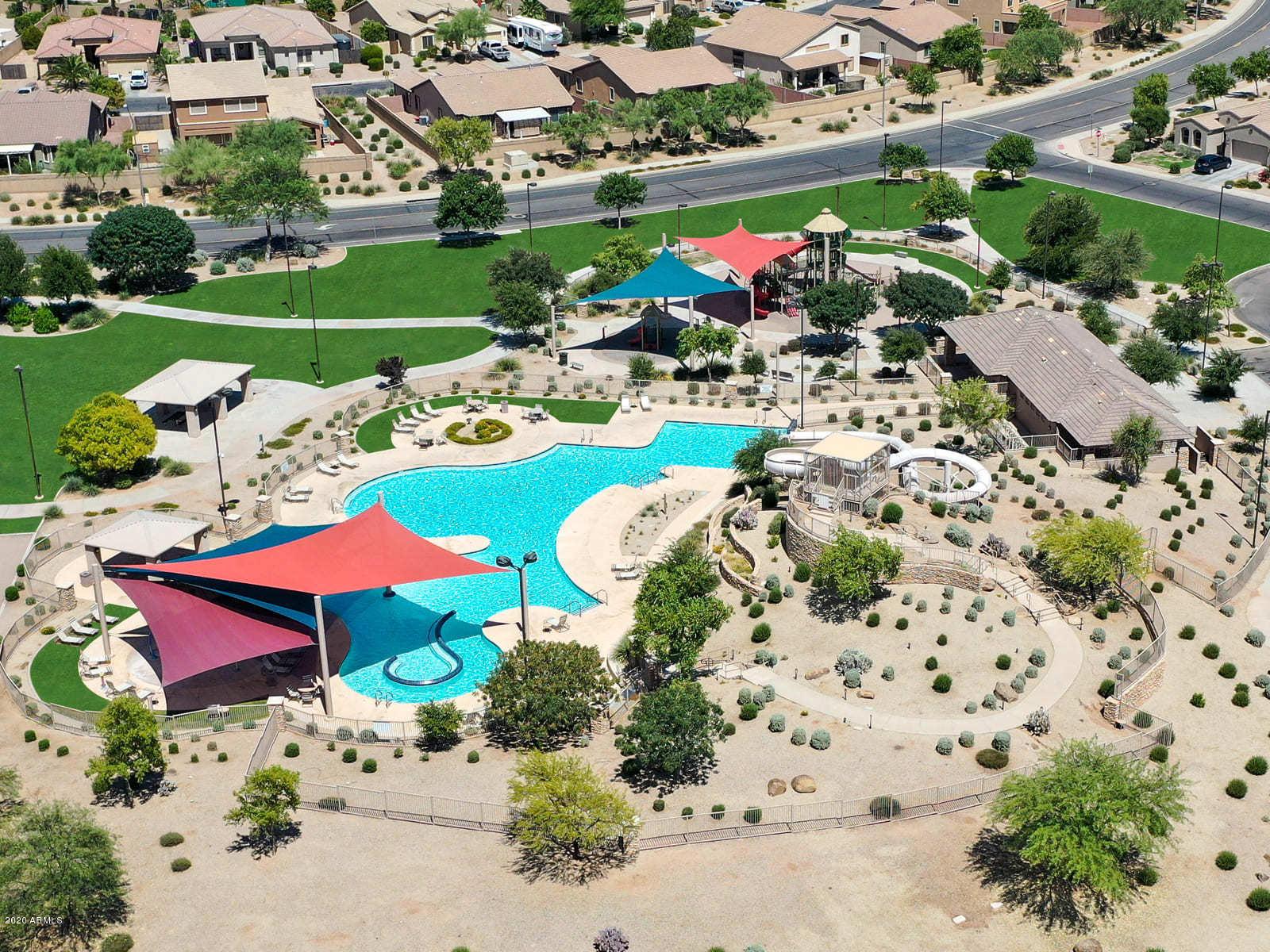 MLS 6147860 2570 E ALVARO Trail, Casa Grande, AZ 85194 Casa Grande AZ Pool
