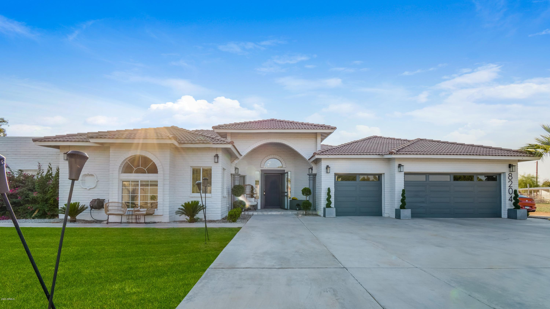 MLS 6150522 8204 S 29TH Avenue, Laveen, AZ 85339 Laveen AZ One Plus Acre Home
