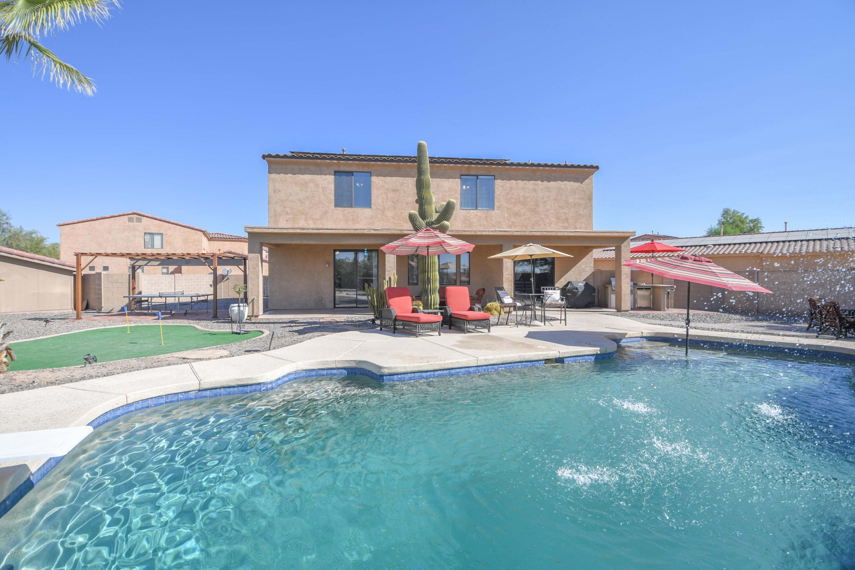 MLS 6151282 1421 E SADDLEBROOK Court, Casa Grande, AZ 85122 Casa Grande AZ 3 or More Car Garage