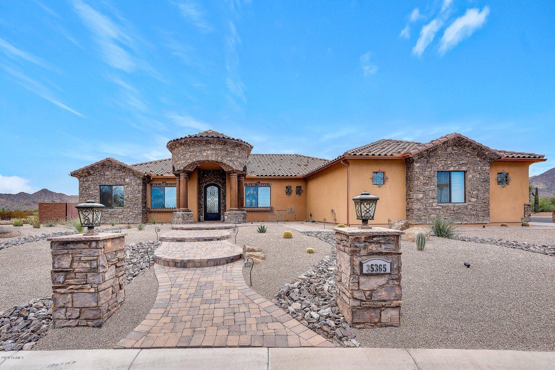 MLS 6150764 35365 N MANDARIN Court, Queen Creek, AZ 85142 Queen Creek AZ Four Bedroom
