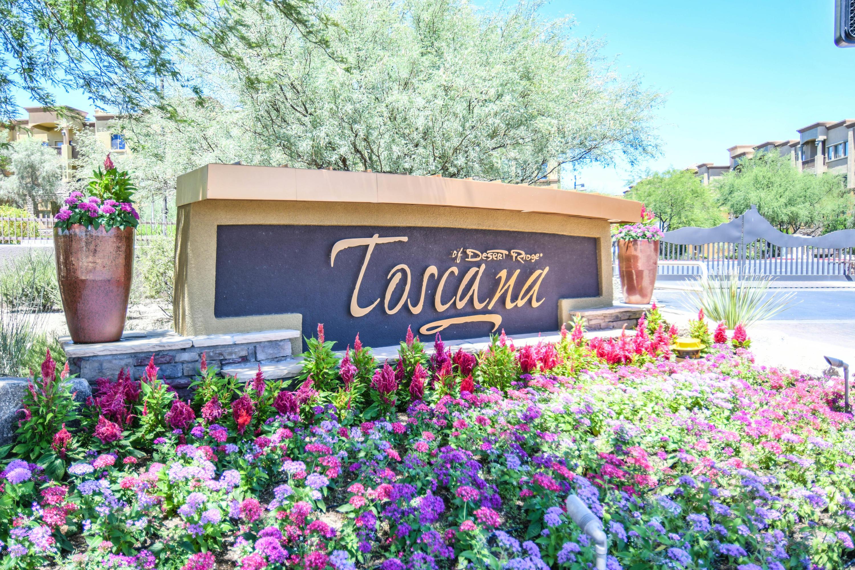 MLS 6152473 5450 E DEER VALLEY Drive Unit 4215 Building 11, Phoenix, AZ 85054 Phoenix AZ Toscana At Desert Ridge