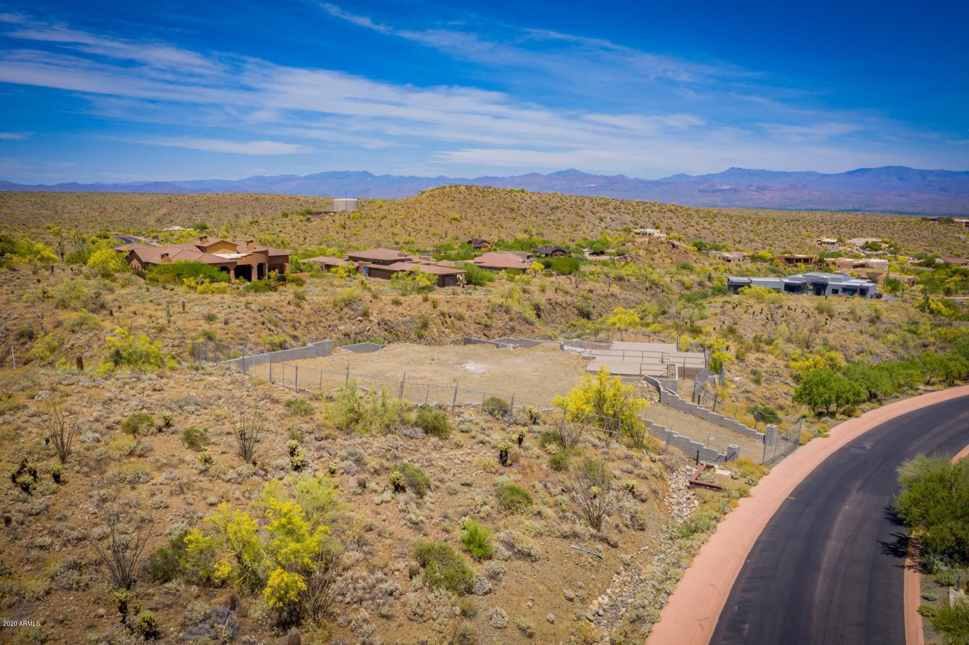 MLS 6153722 16202 N DESERT FOX Parkway, Fountain Hills, AZ 85268 Fountain Hills AZ Newly Built