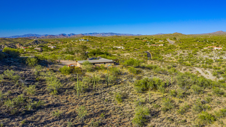 MLS 6154117 50919 N 294TH Avenue, Wickenburg, AZ 85390 Wickenburg AZ Rio Vista Hills