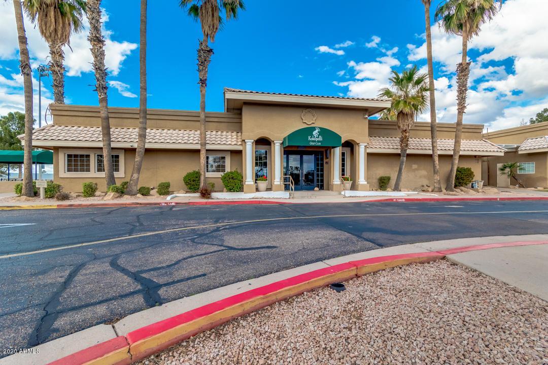 MLS 6155748 1863 W MADERO Street, Gilbert, AZ 85233 Gilbert AZ Golf