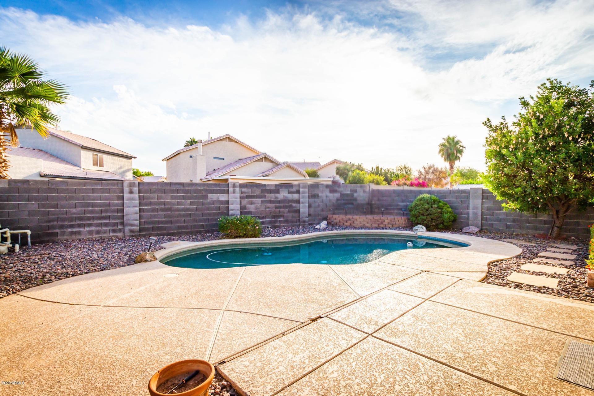 MLS 6156447 921 E FOLLEY Street, Chandler, AZ 85225 Chandler AZ Private Pool