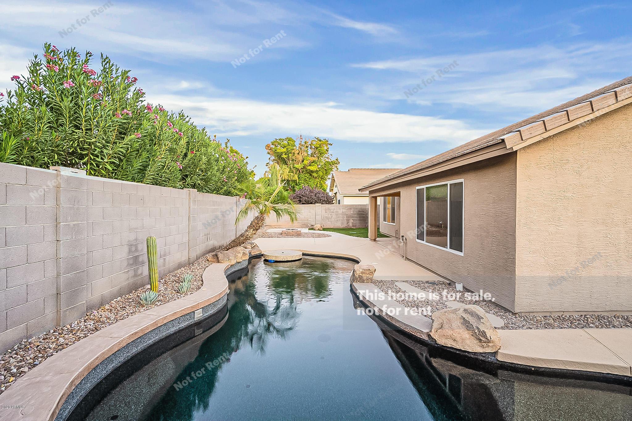 MLS 6156586 1156 E ERIE Street, Gilbert, AZ 85295 Ashland Ranch
