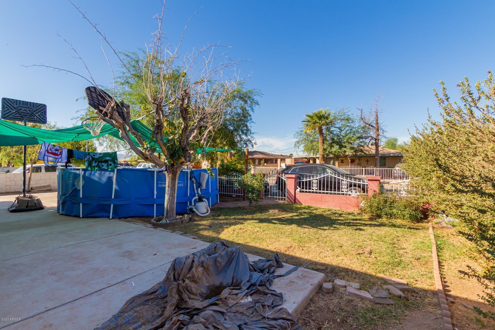 MLS 6156197 4835 S 36TH Drive, Phoenix, AZ 85041 Phoenix AZ Arlington Estates