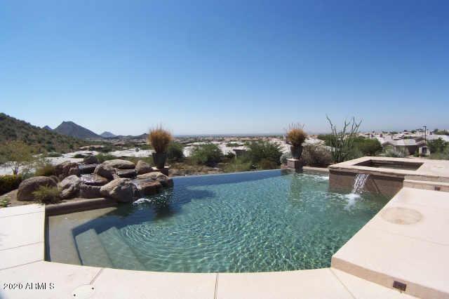 MLS 6157201 12911 E DESERT Trail, Scottsdale, AZ 85259 Scottsdale AZ Scottsdale Mountain