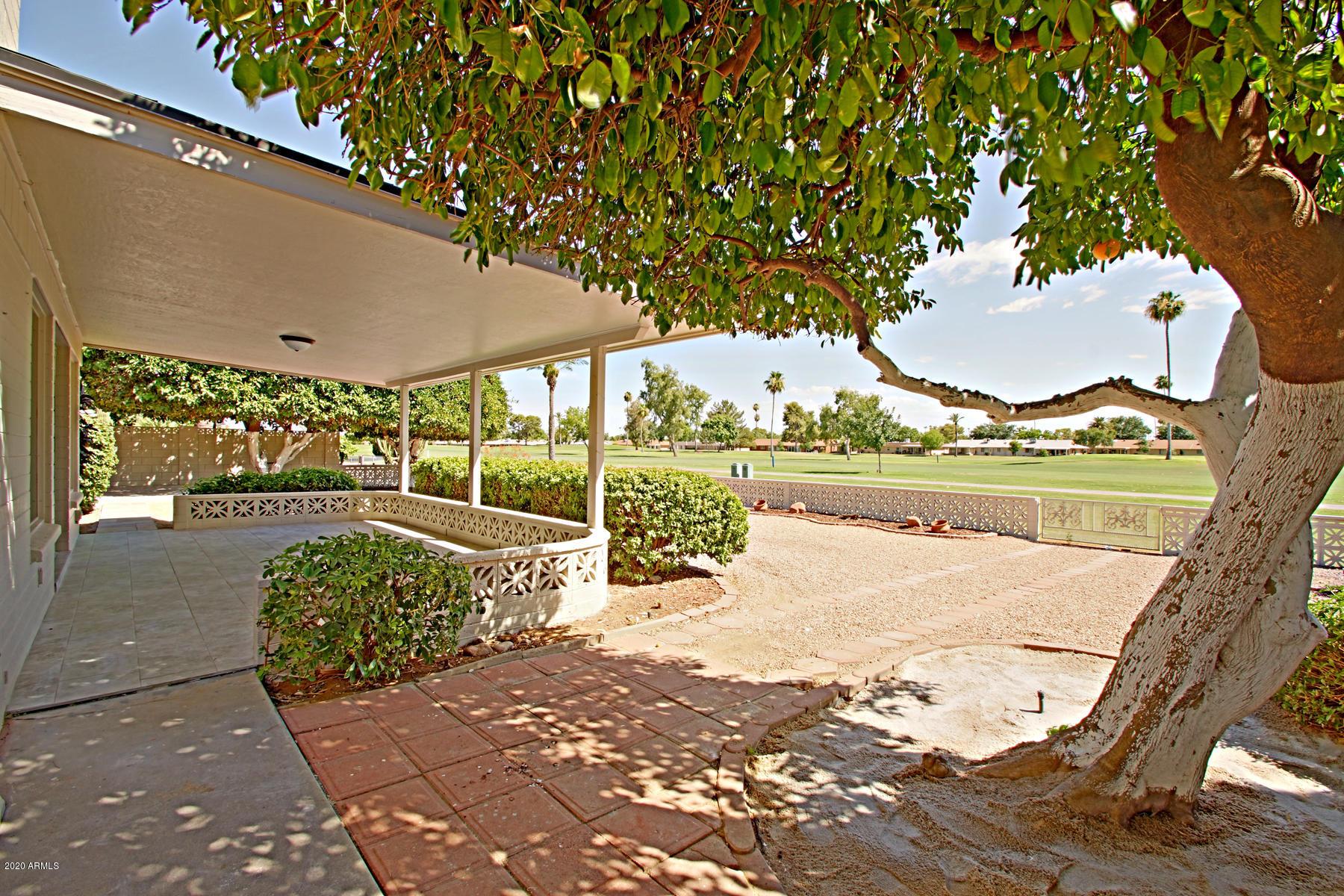 MLS 6157760 10932 W TROPICANA Circle, Sun City, AZ 85351 Sun City AZ Four Bedroom