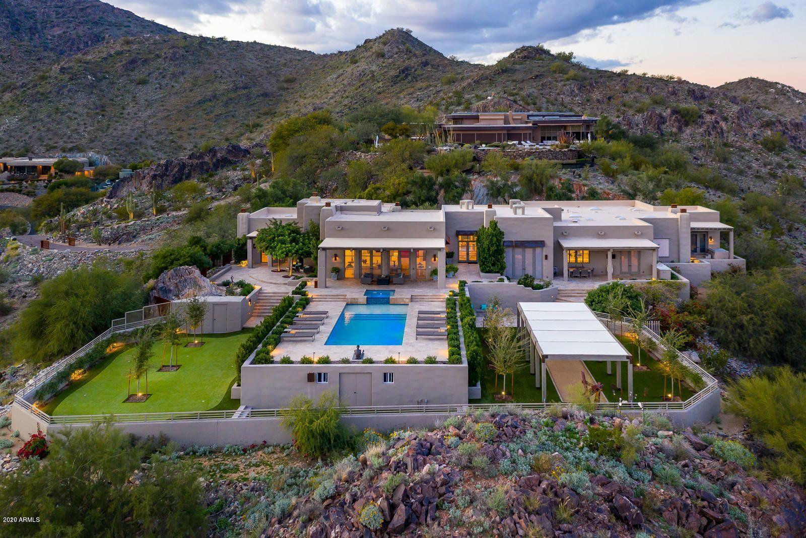 MLS 6158240 4632 E FOOTHILL Drive, Paradise Valley, AZ 85253 Paradise Valley AZ Four Bedroom