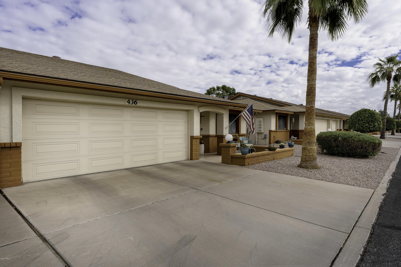 MLS 6158780 8255 E KIVA Avenue Unit 436, Mesa, AZ 85209 Mesa AZ Sunland Village East