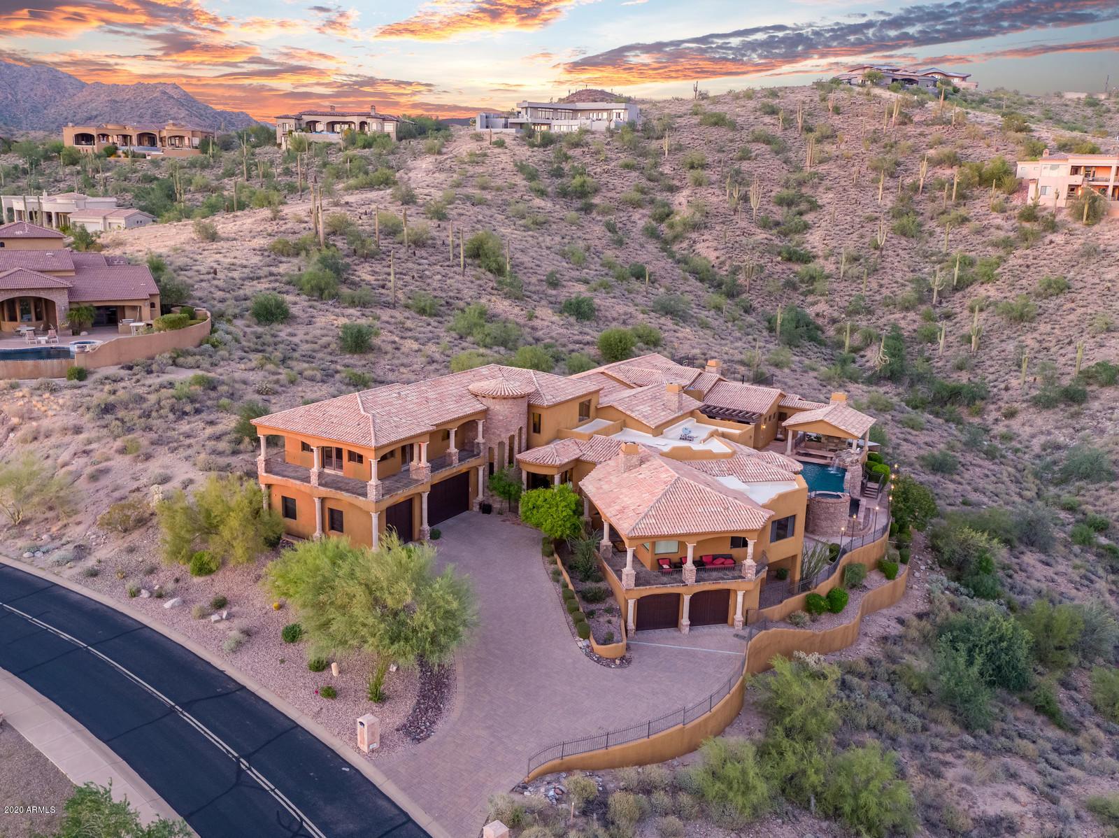 MLS 6167692 10815 N Arista Lane, Fountain Hills, AZ 85268 Fountain Hills AZ Private Pool