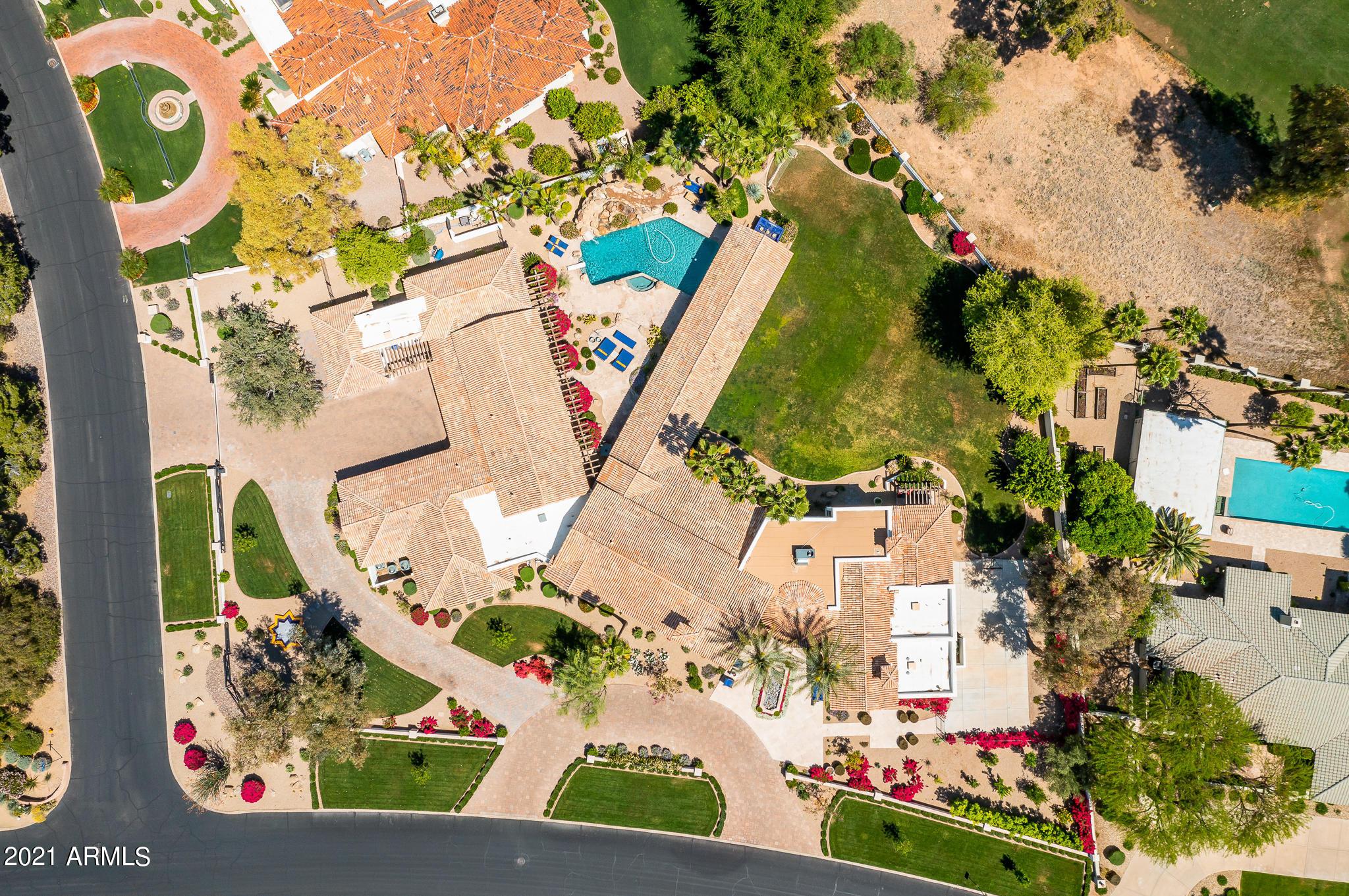 MLS 6267034 6740 E Maverick Road, Paradise Valley, AZ 85253 Paradise Valley AZ Golf