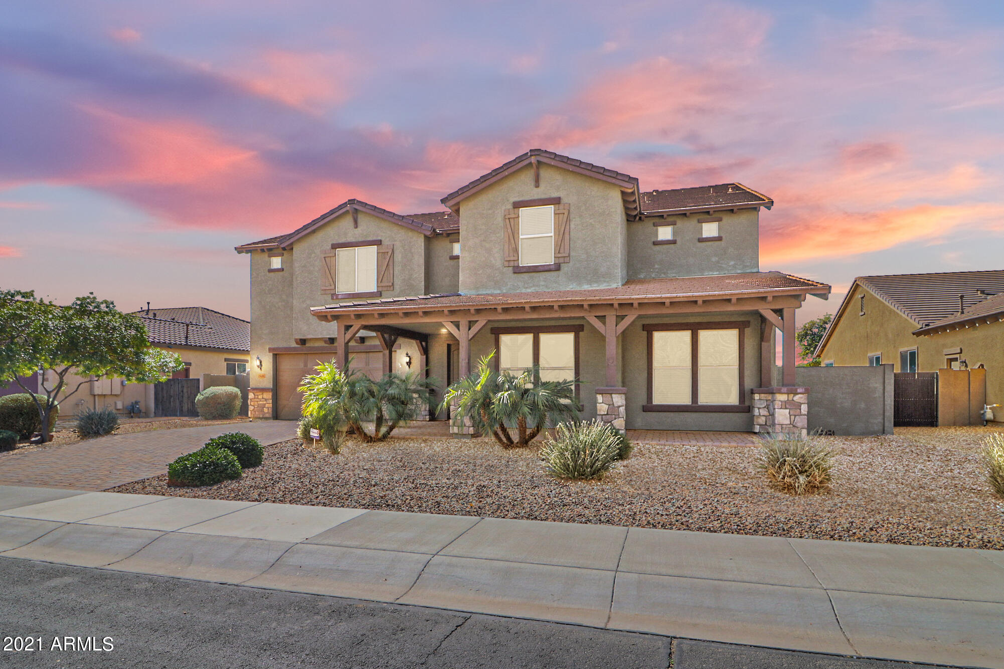 MLS 6215819 2426 N 161ST Avenue, Goodyear, AZ 85395 Goodyear AZ Gated