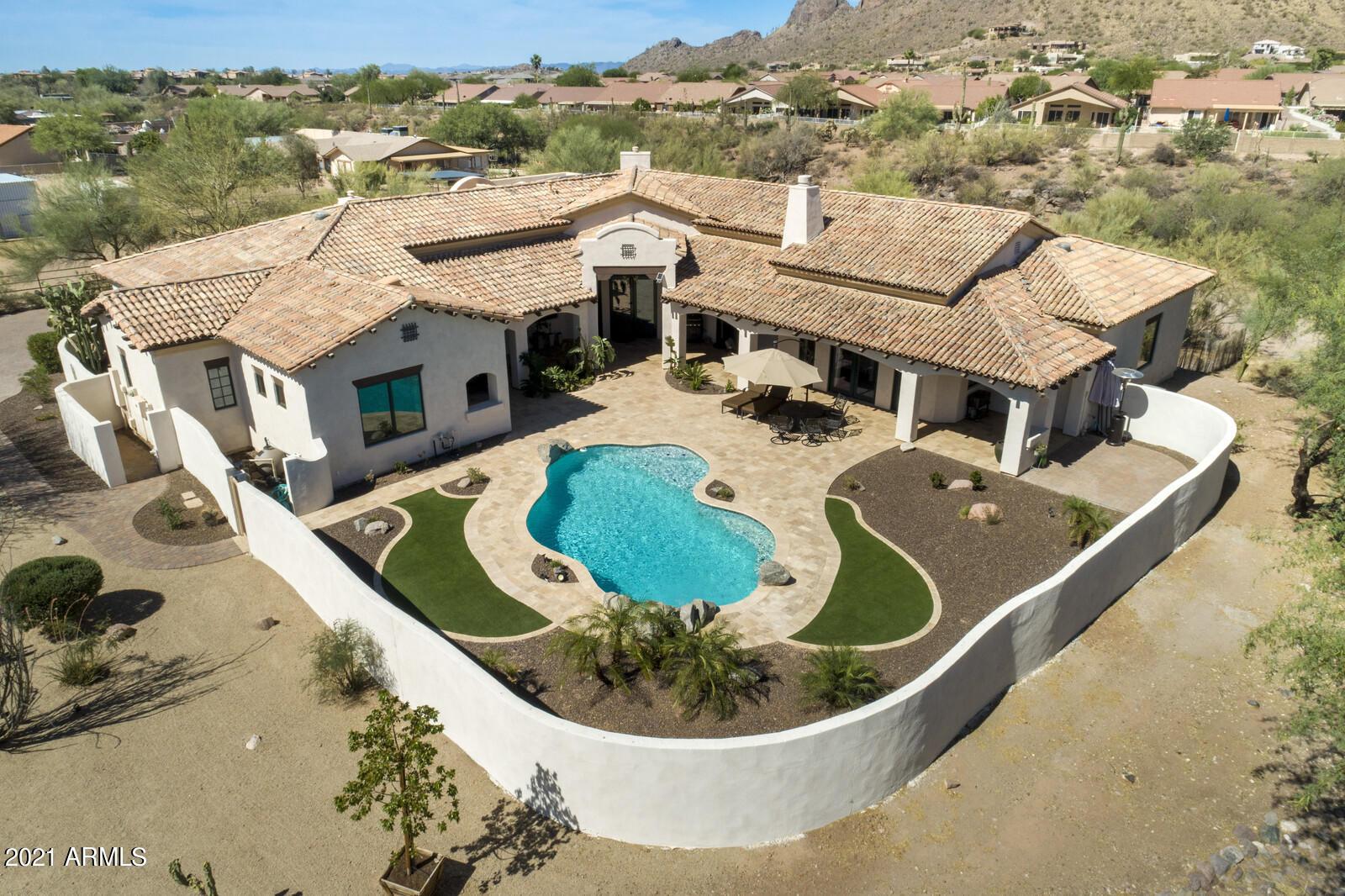 MLS 6250806 4682 S KINGS RANCH Road, Gold Canyon, AZ Gold Canyon AZ Equestrian