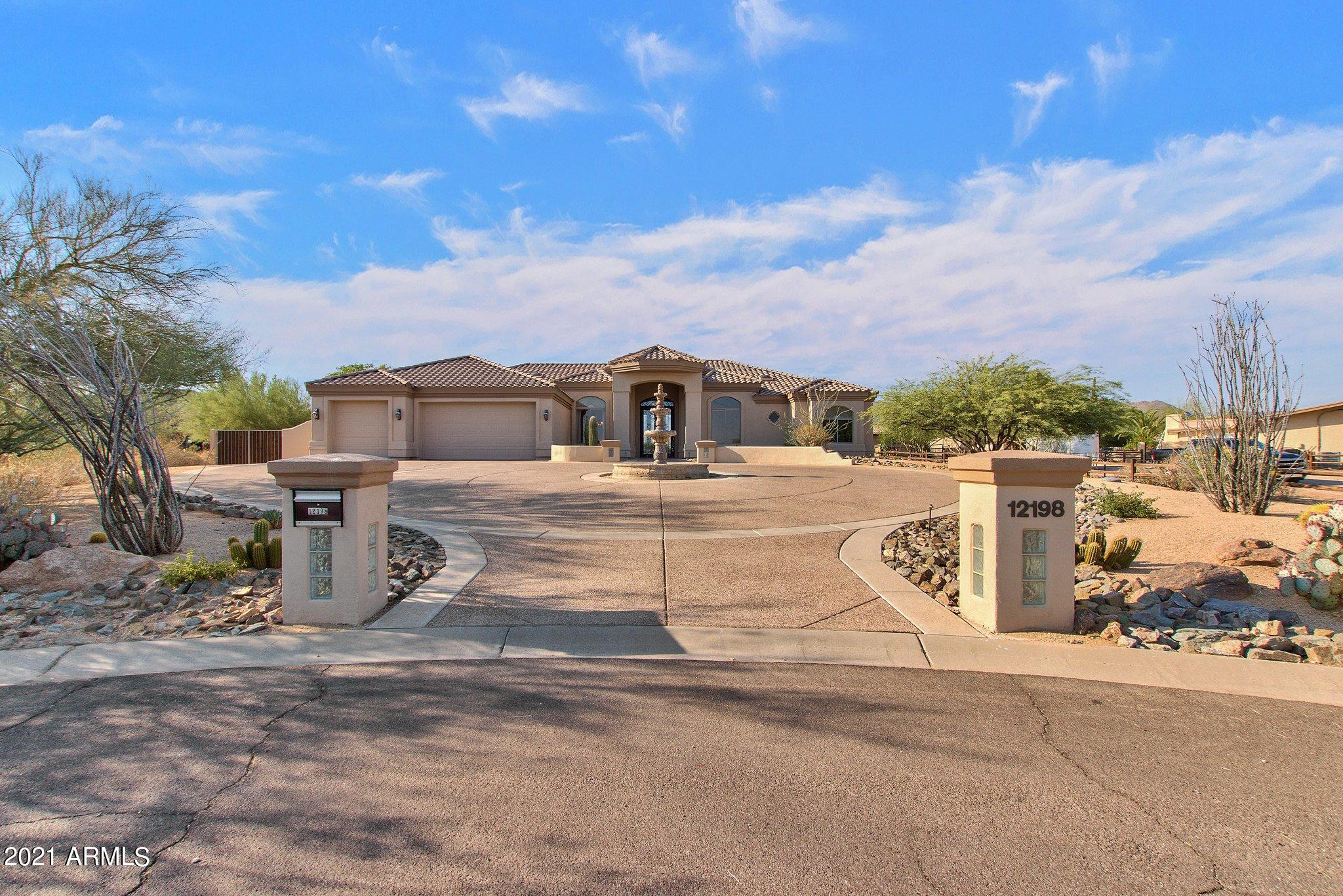 12198 DOUBLETREE RANCH Road