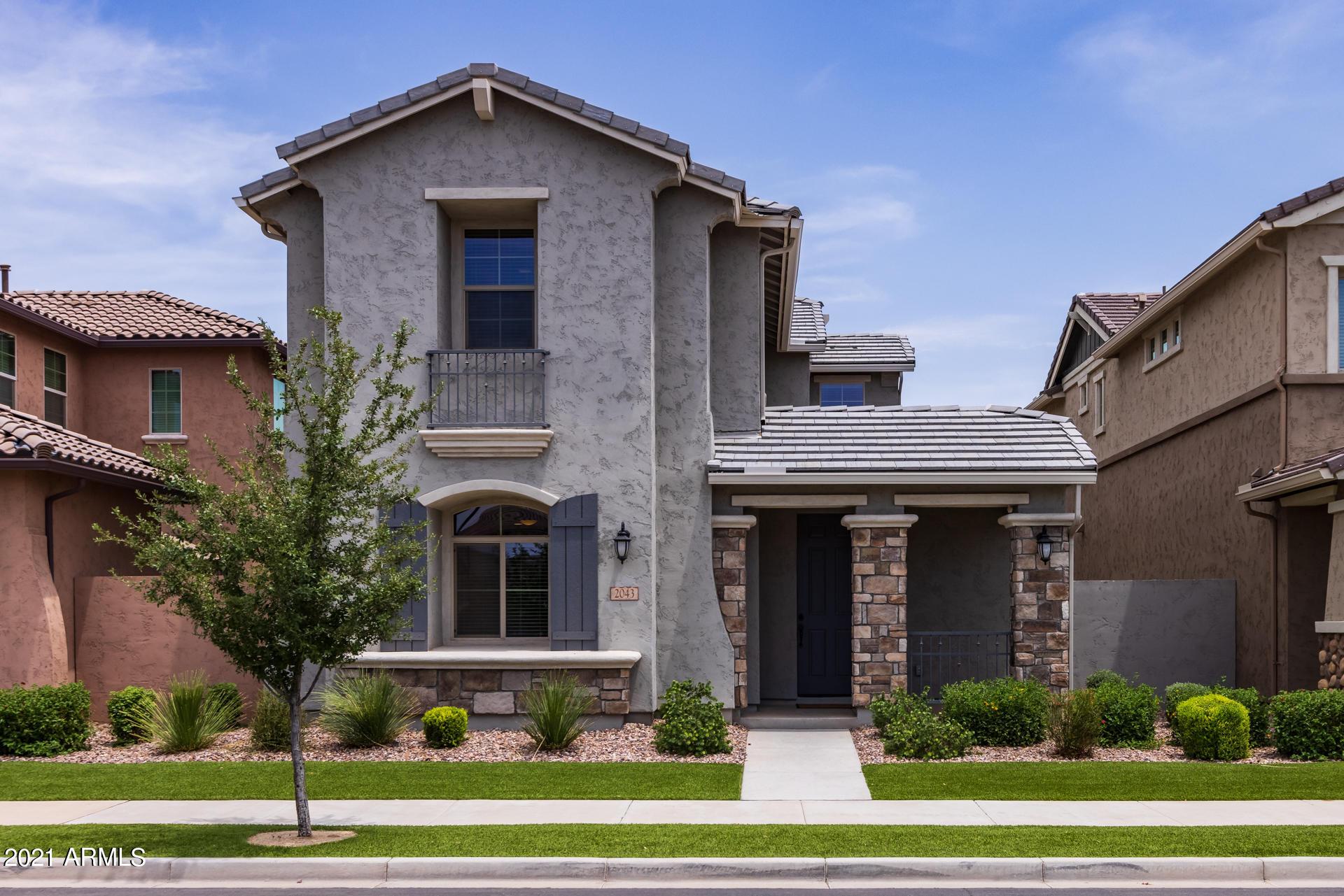 MLS 6269871 2043 S WALLRADE Lane, Gilbert, AZ 85295 Gilbert AZ Cooley Station