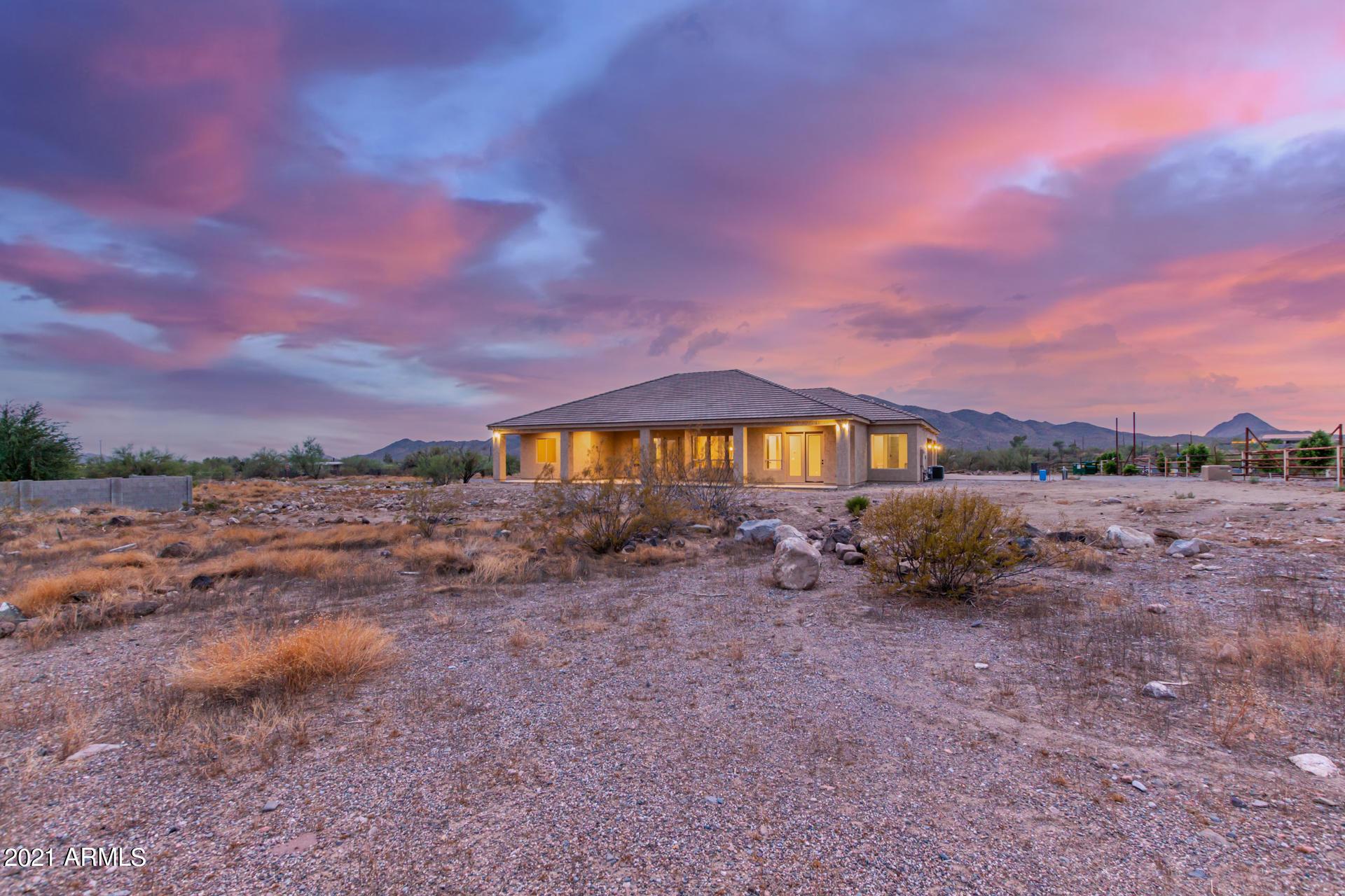 MLS 6268846 44829 N 3RD Street, New River, AZ New River Horse Property