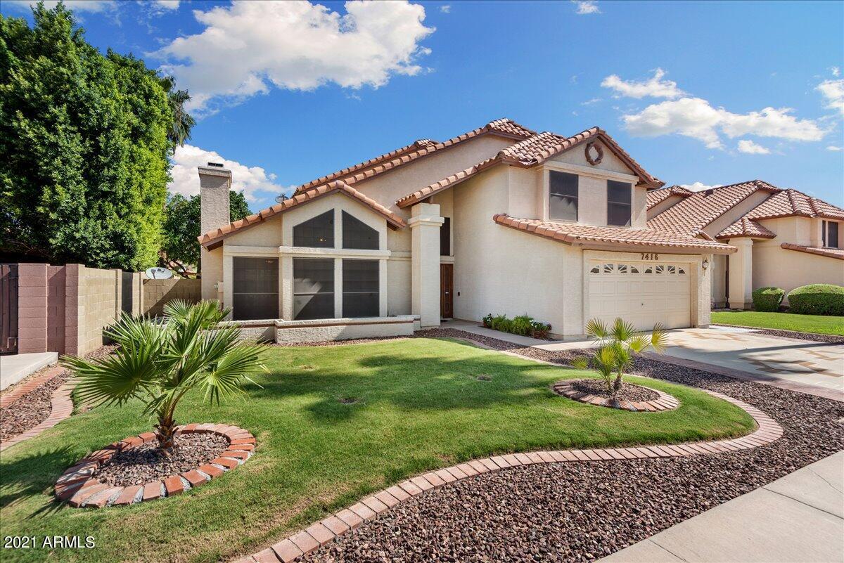MLS 6271586 7416 W TOPEKA Drive, Glendale, AZ 85308 Glendale AZ Golf