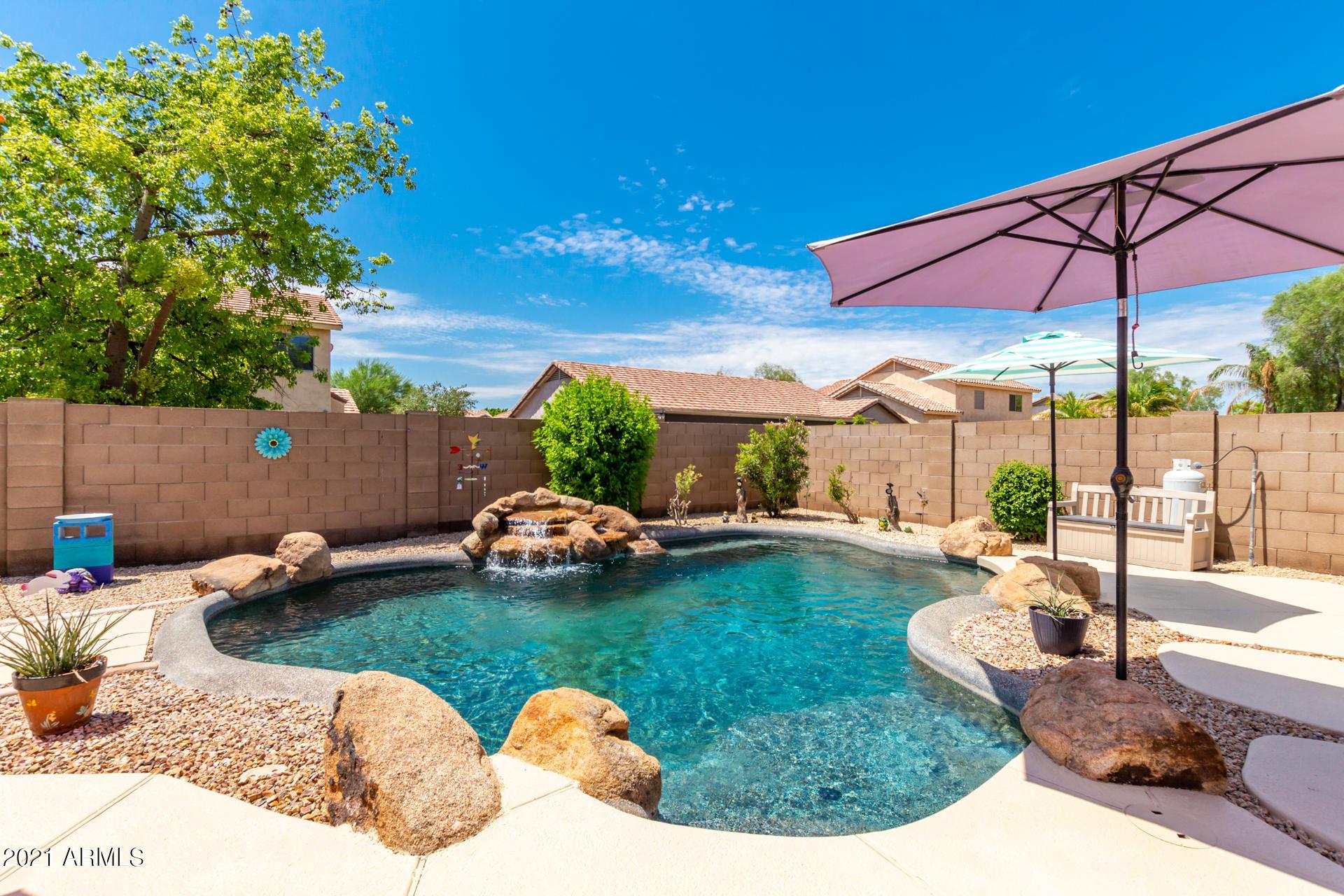MLS 6263957 15941 W ADAMS Street, Goodyear, AZ 85338 Goodyear AZ Wildflower Ranch