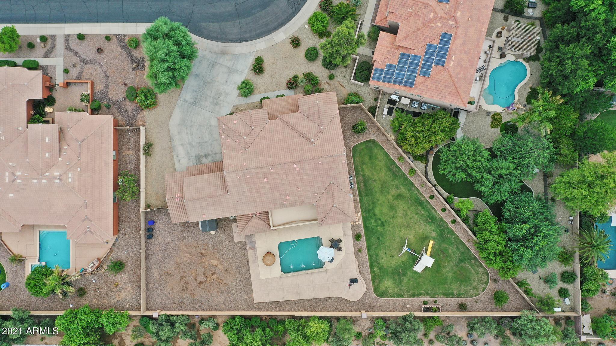 MLS 6264000 5805 S Soho Lane, Chandler, AZ 85249 Homes w/Pools