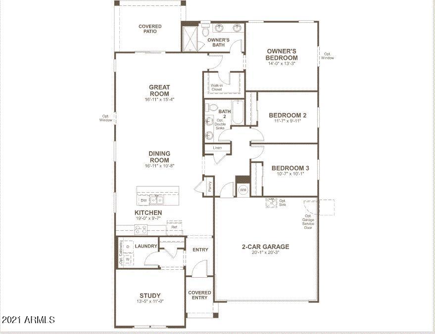 MLS 6272686 4041 S NEVADA Street, Chandler, AZ 85249 Newly Built