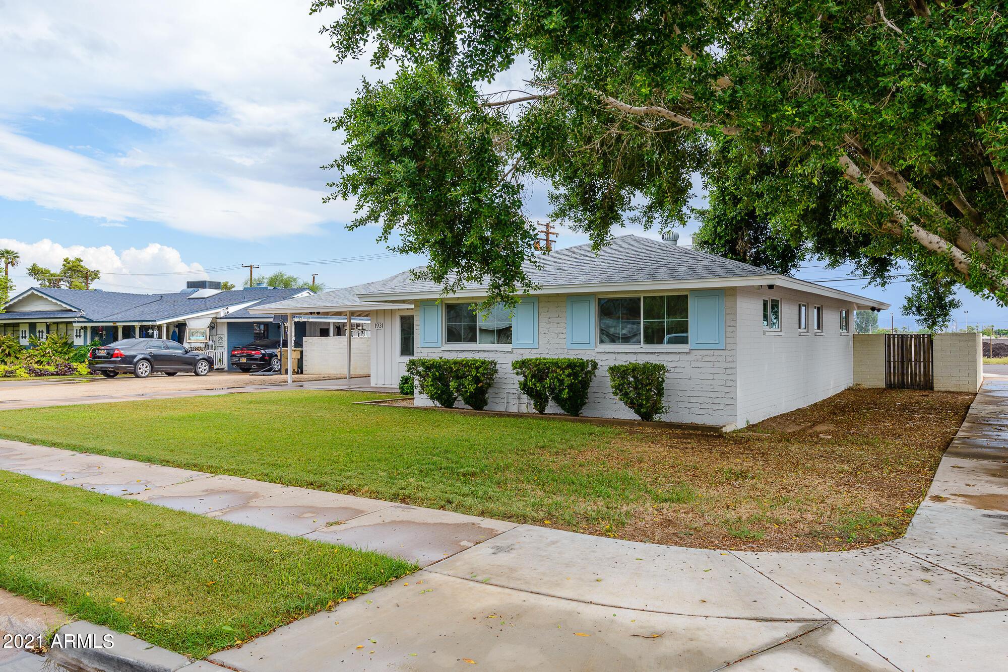 MLS 6295755 1931 W ASHLAND Avenue, Phoenix, AZ 85009 Phoenix AZ Encanto