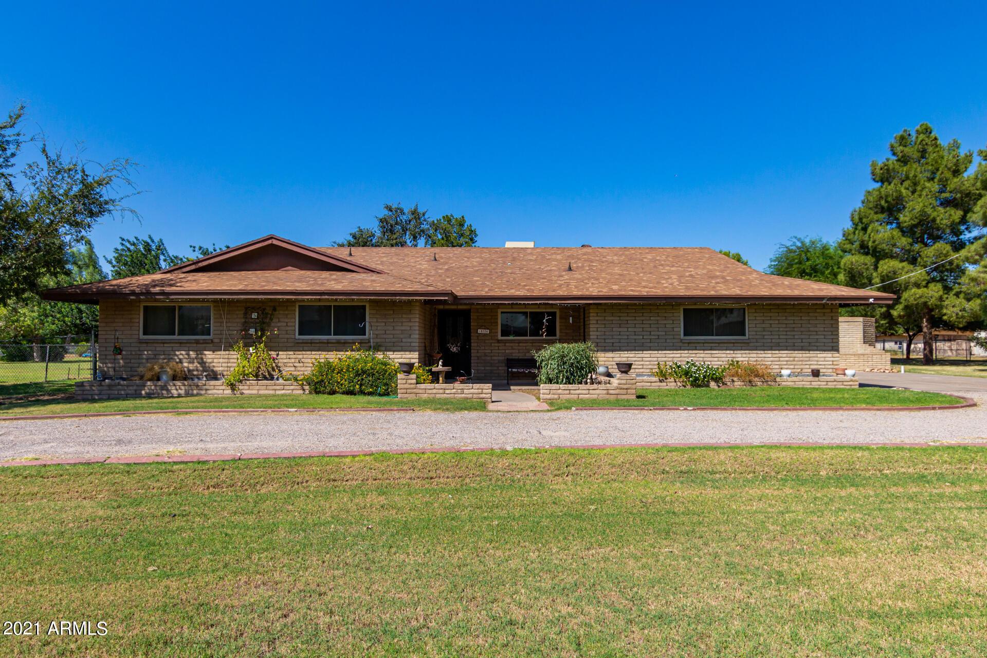 MLS 6298112 18526 E CLOUD Road, Queen Creek, AZ Queen Creek Horse Property for Sale