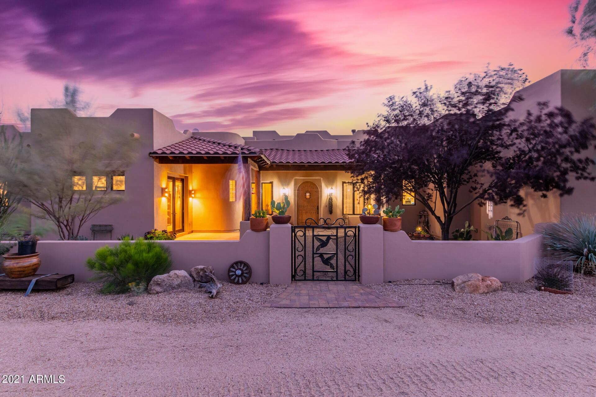 MLS 6304074 22300 W EL GRANDE Trail, Wickenburg, AZ Wickenburg AZ Equestrian