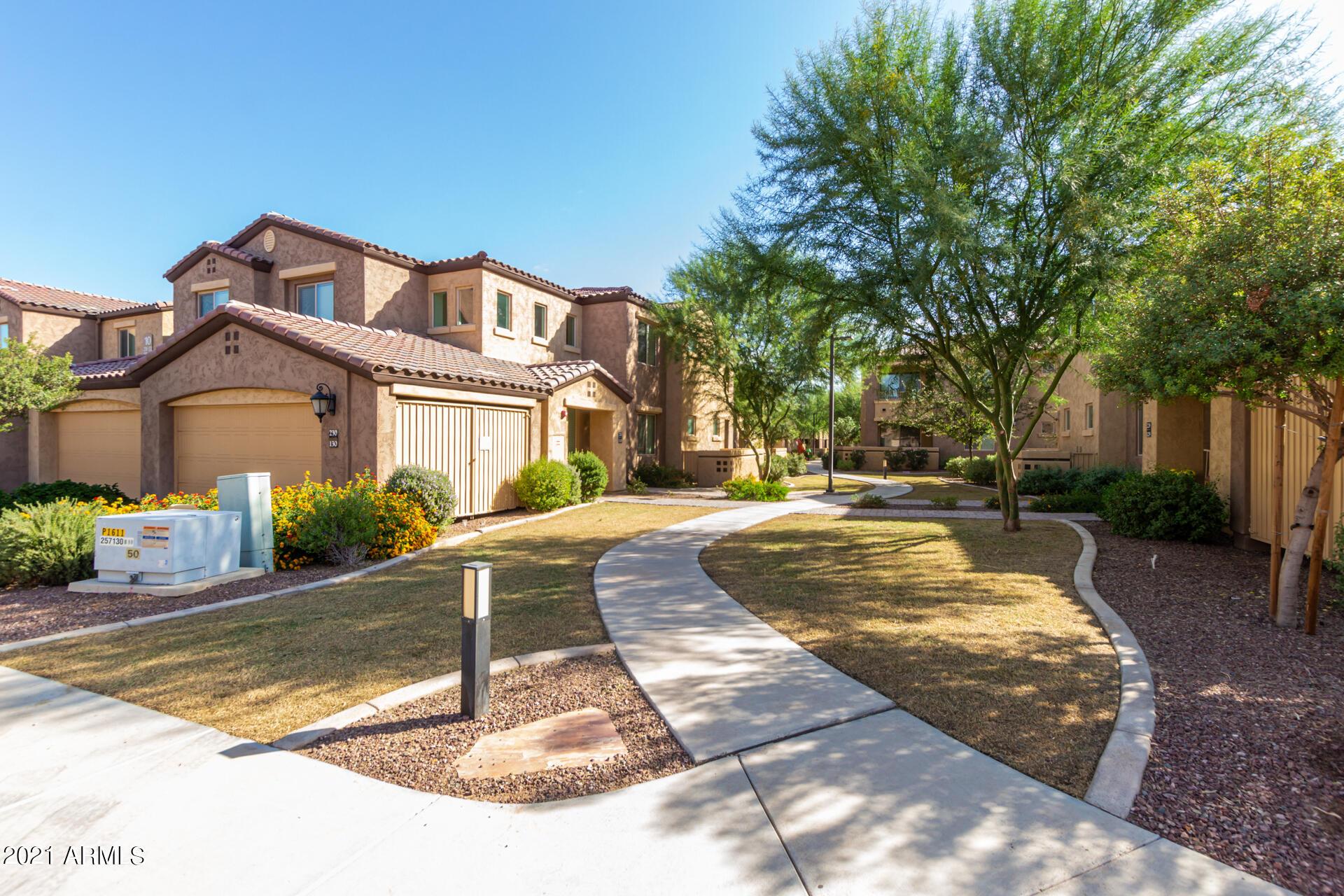 MLS 6310201 250 W QUEEN CREEK Road Unit 103, Chandler, AZ 85248 Chandler AZ Gated