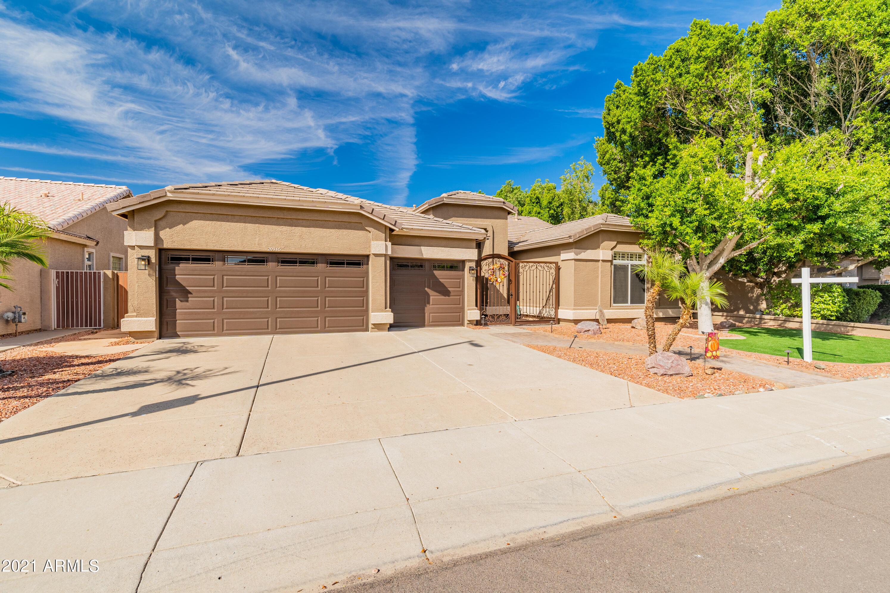 MLS 6310932 20946 N 55TH Avenue, Glendale, AZ 85308 Glendale AZ Mountain View