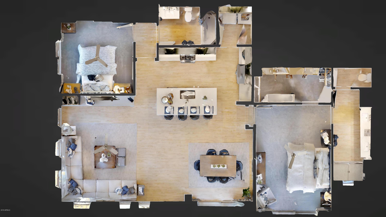 MLS 6311283 5100 E Rancho Paloma Drive Unit 2081 Building 27, Cave Creek, AZ 85331 Cave Creek AZ Spec Home
