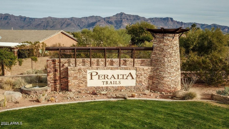 MLS 6301023 8338 S LOST MINE Road, Gold Canyon, AZ 85118 Gold Canyon AZ Peralta Trails