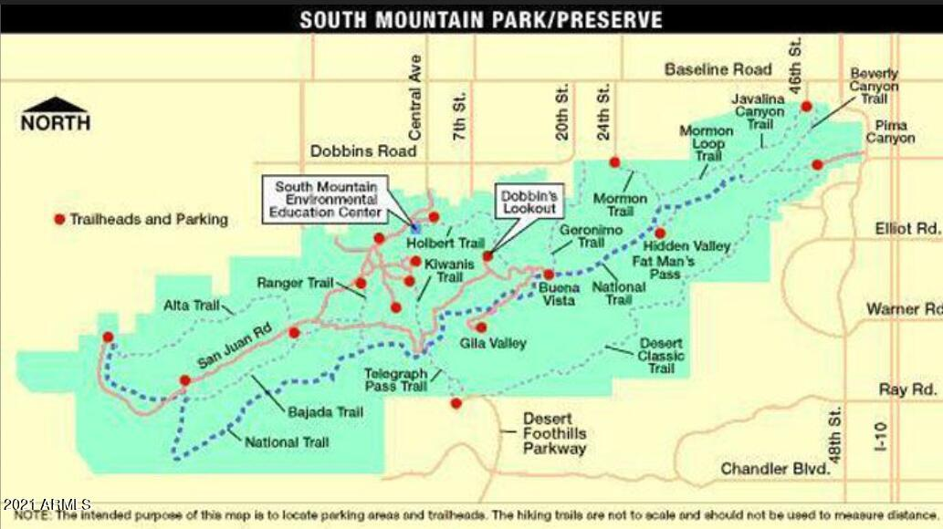 MLS 6311529 9429 S 47TH Place, Phoenix, AZ 85044 Phoenix AZ Pointe South Mountain
