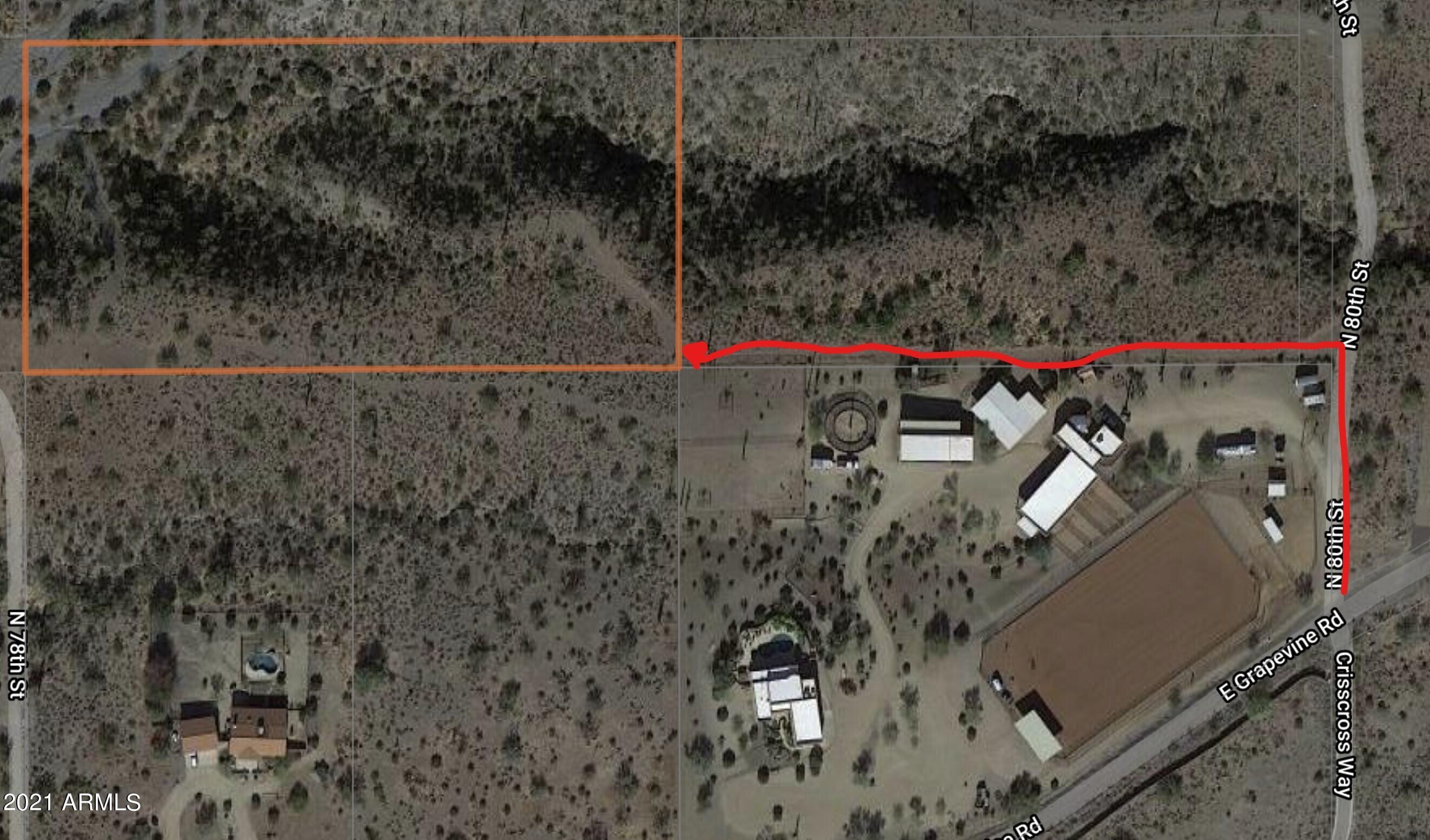 MLS 6133329 0 N Mule Train Road, Cave Creek, AZ 85331 Cave Creek AZ Spec Home