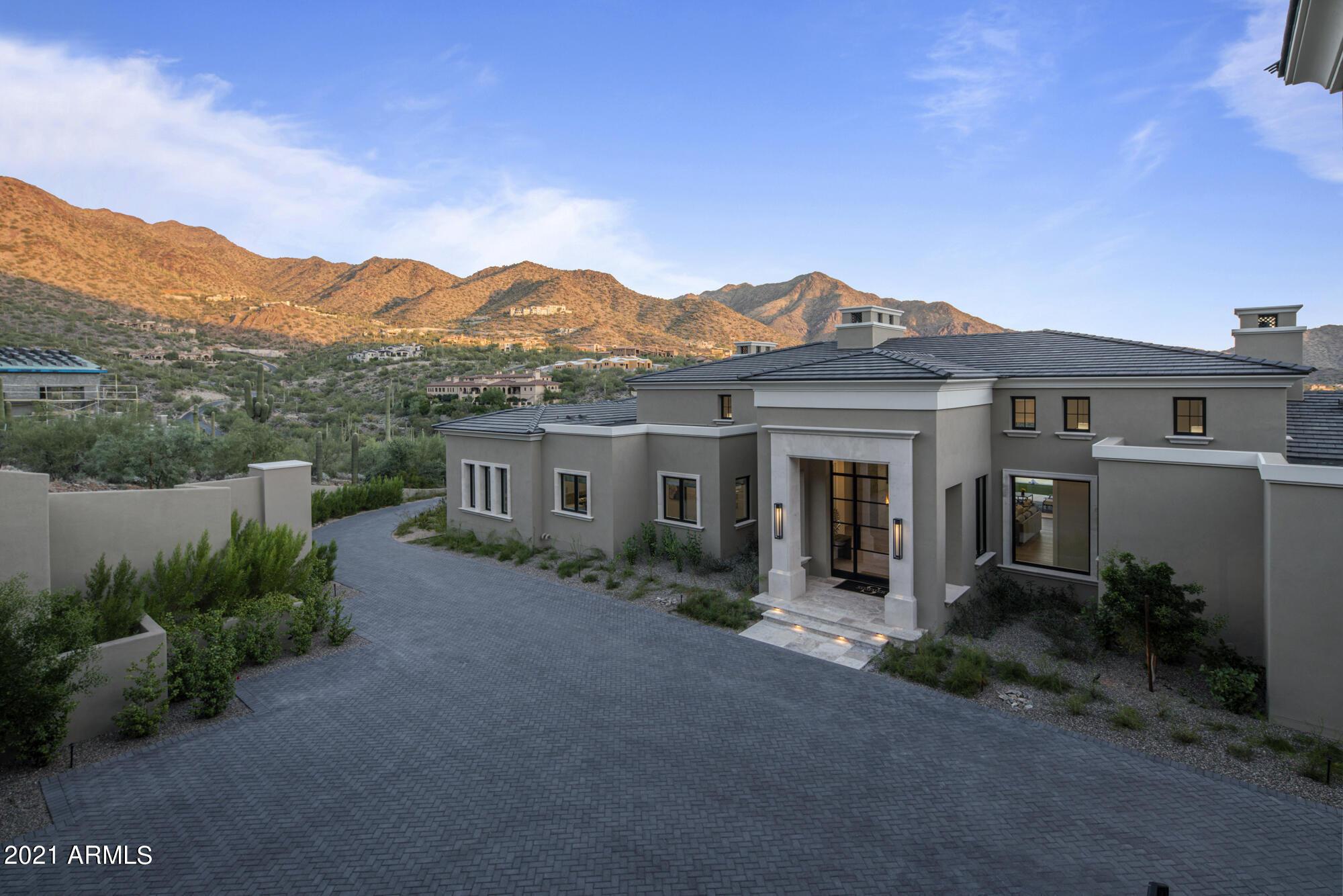 MLS 6311940 10804 E CANYON CROSS Way, Scottsdale, AZ 85255 Scottsdale AZ Newly Built